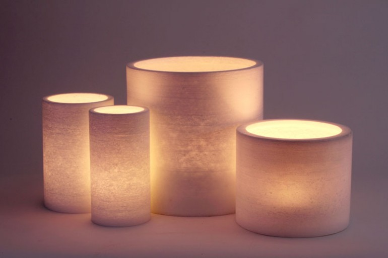 CYLINDRIC CANDLES